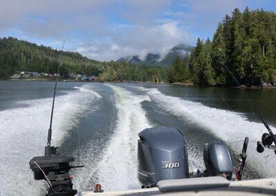 khb guided salmon fishing
