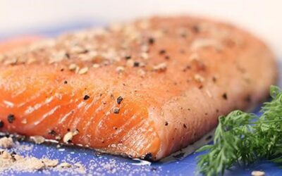 Famous KBH Rocksalt and Brown Sugar Salmon
