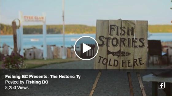 Tyee Fishing Club